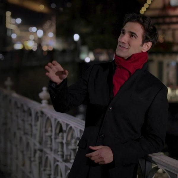 Ο Έλληνας Βαθύφωνος-Βαρύτονος ερμηνευτής Διονύσιος Τσαουσίδης στο Reutlingen
